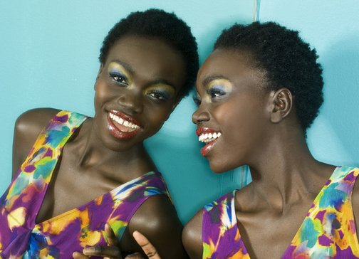 Nyamouch-MirrorBeauty ShotsJoyce Anderson Photographymodeling portfolios nyc